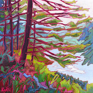 Julie Burke Painting