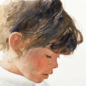 Alice Cowan Watercolour