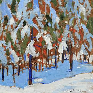 David Lidbetter Painting
